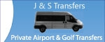 Fully insured and licensed 8 seater air conditioned minibus. Direct transfers to your accommodation or any golf course in the Algarve. We cater for any group size.